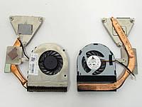 Вентилятор (кулер) DELL Inspiron N4050 для дискретной видеокарты с радиатором!