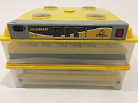 Инкубатор автоматический Теплуша Europe MAXI 162 с авторегулировкой влажности !