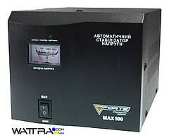 ⭐ Стабилизатор Max-500va FORTE релейный (1 Ф) (500вт)