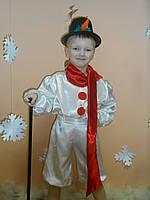 Костюм снеговика , снеговик, снеговичок прокат Киев, фото 1
