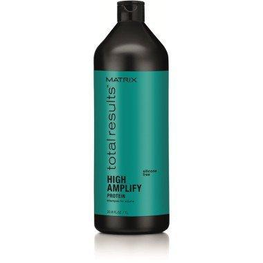 Шампунь для объёма с протеинами Matrix Total Results High Amplify Shampoo 1000 ml