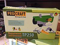Тельфер (подъемник) PROCRAFT ТР250