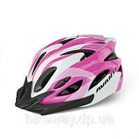 Шолом велосипедний Avanti WT-012 рожевий (Avanti WT-012-pink) -