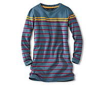 Свитер пуловер удлиненный туника для девочки Tchibo р.110/116