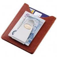 Визитницы, зажимы для денег, блокноты