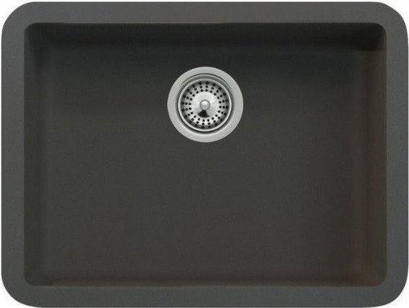 Мойка кухонная TEKA RADEA 450/325 TG  черный металлик