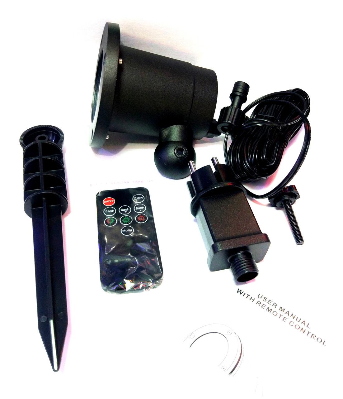 Лазерный дождь, звездный проектор, гирлянда с пультом Star Shower - фото 7