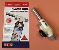 Горелка-резак Flame Gun 920 с пьезоподжигом под газовый баллончик