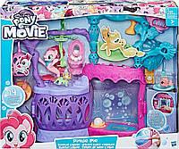 Игровой набор Замок Мерцание с русалкой Пинки Пай  My Little Pony The Movie Seashell Lagoon Playset C1058