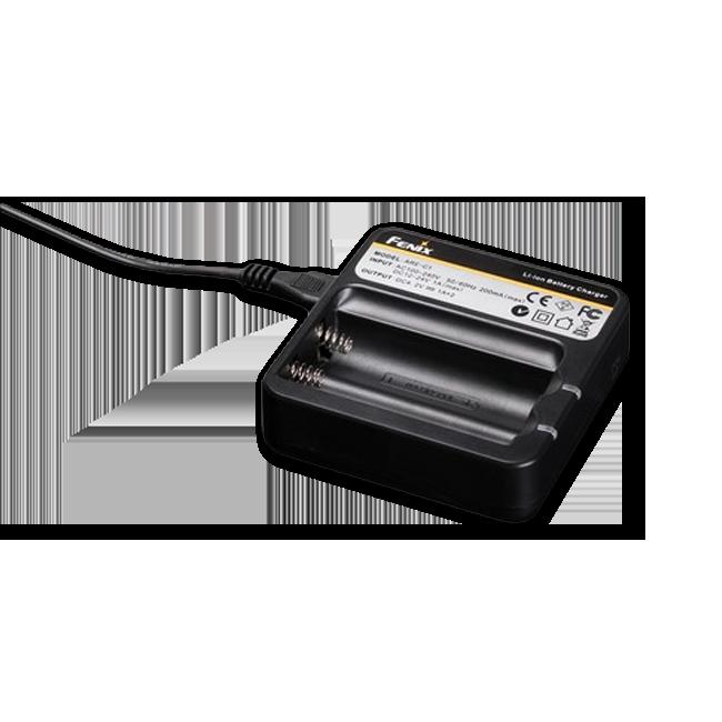 Зарядное устройство Fenix Charger 2x18650