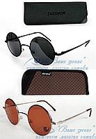 Очки для зрения с диоптриями +/- солнцезащитные.