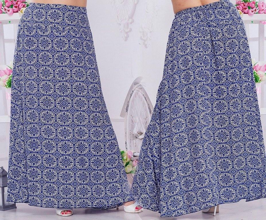 Женская юбка/принт (42-60) 8183