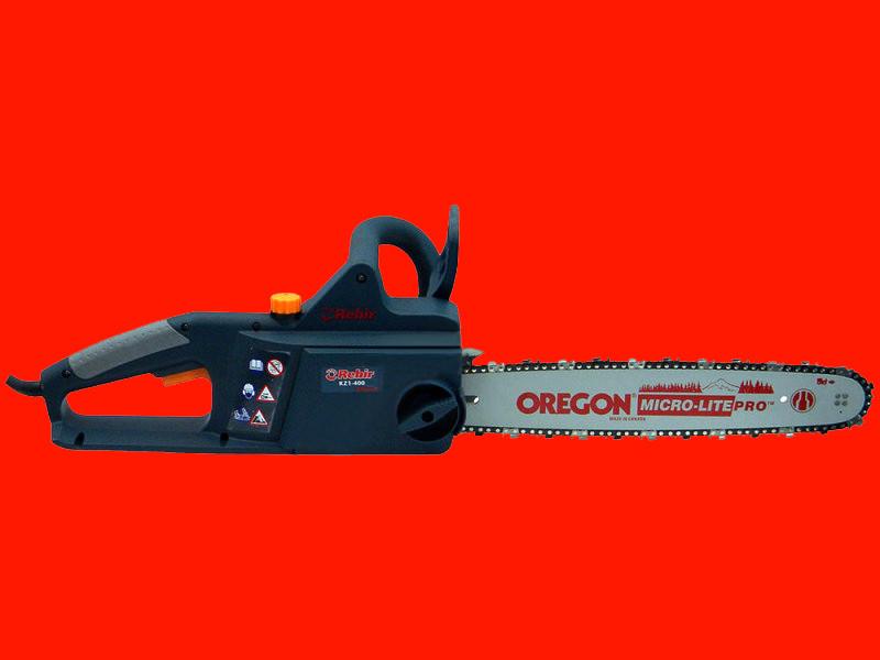 Электрическая цепная пила Rebir KZ 1-400 шина 40 см