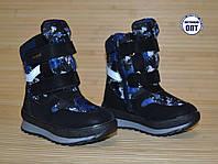 Зимние термо ботинки на мальчика размер 28 стелька 17.2