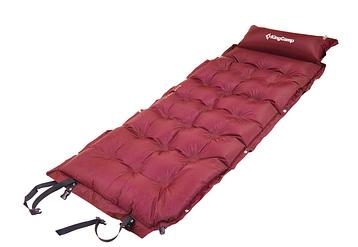 Самонадувающийся килимок KingCamp Base Camp Comfort, фото 2