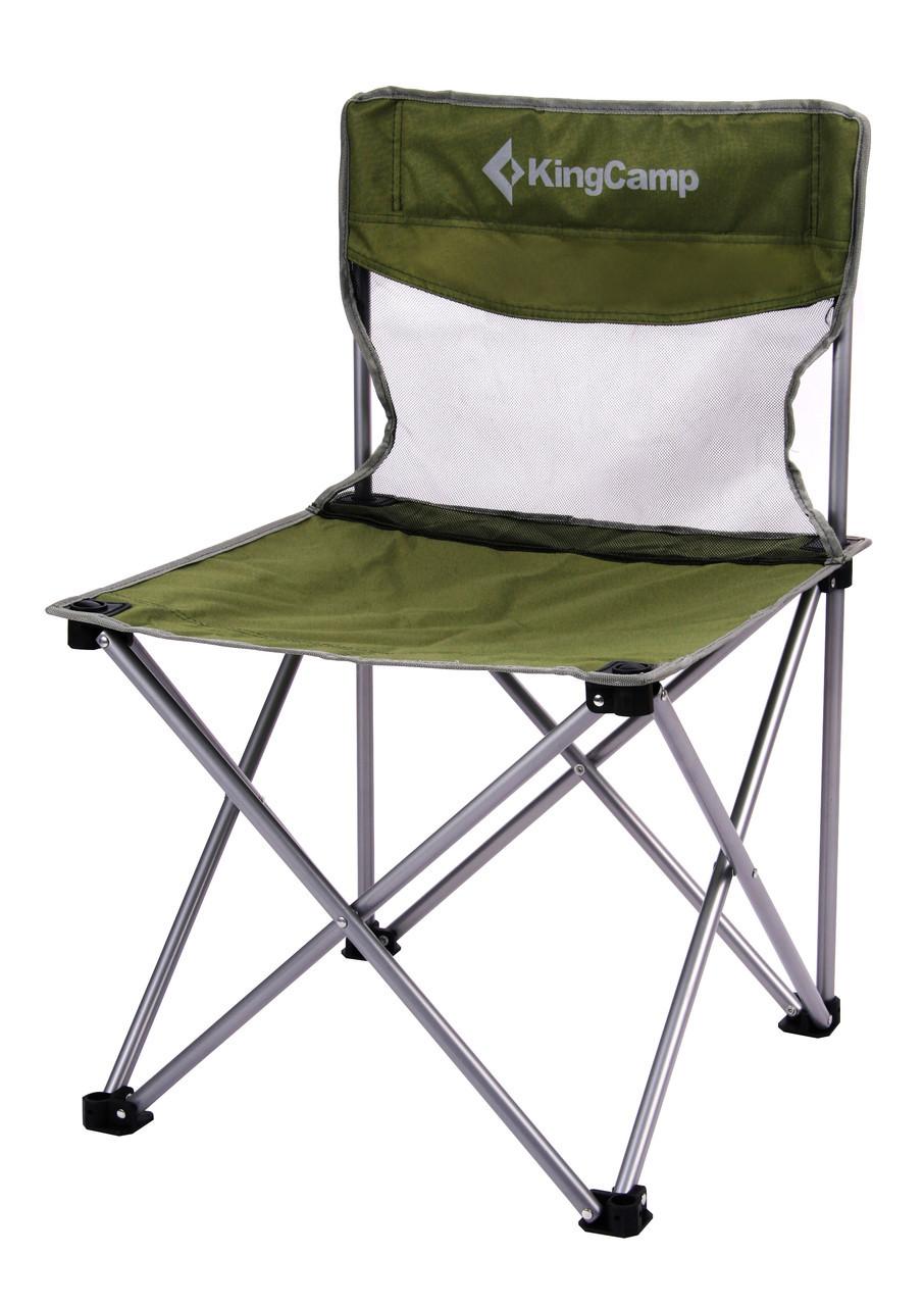 Раскладное кресло KingCamp Compact Chair in Steel M