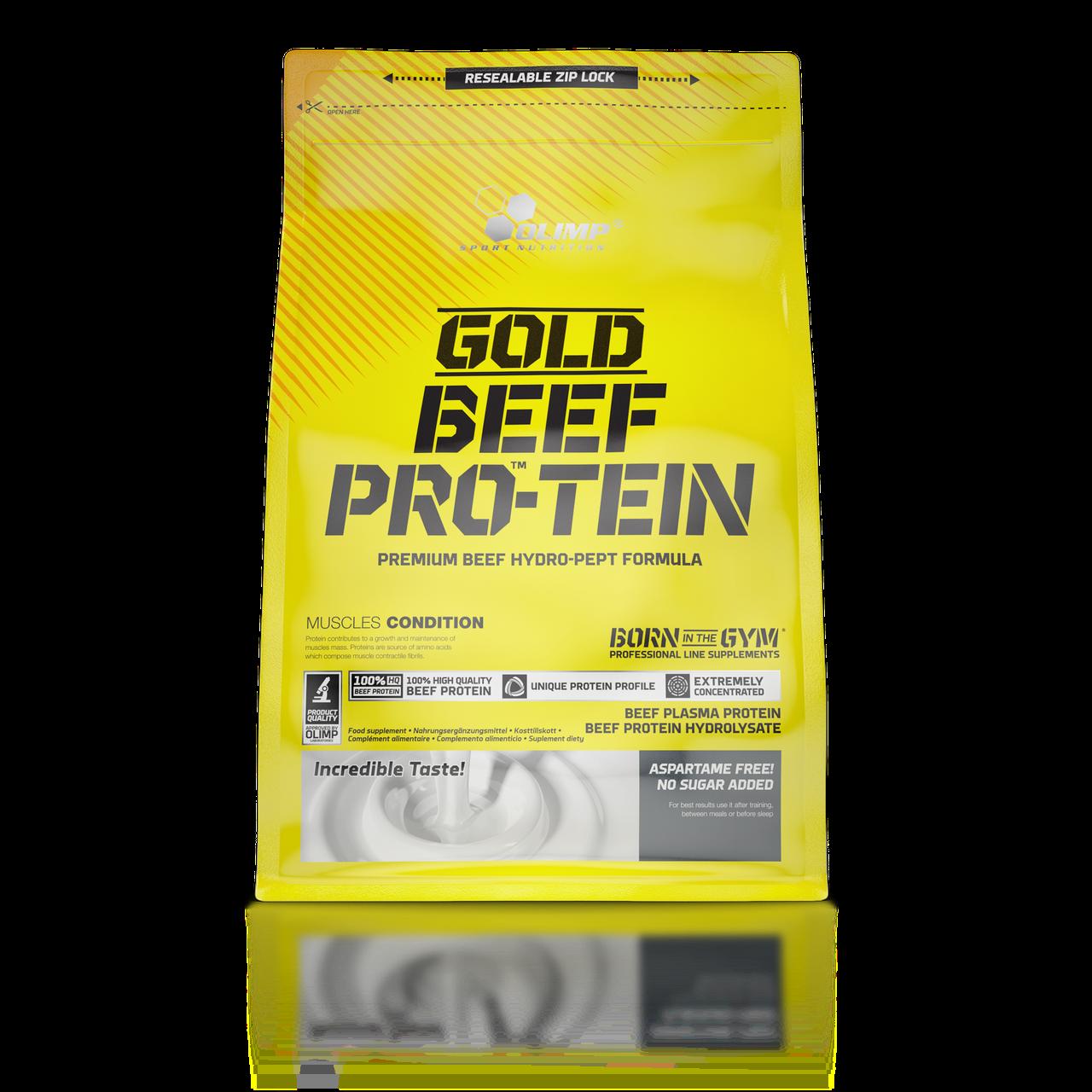 Протеин OLIMP Gold BEEF Pro-Tein 1,8 kg