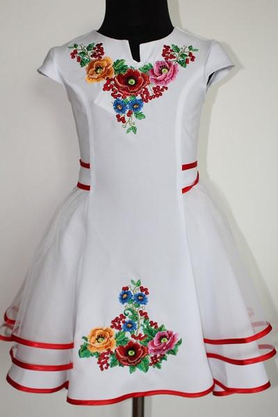 Вишите плаття для дівчинки  Діана 1 - Nikashop в Киеве 3790960e20e29