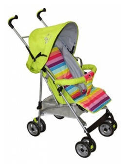 Детская коляска Geoby трость D208R-R332