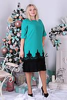 Платье Selta  614 размеры 50, 52, 54, 56