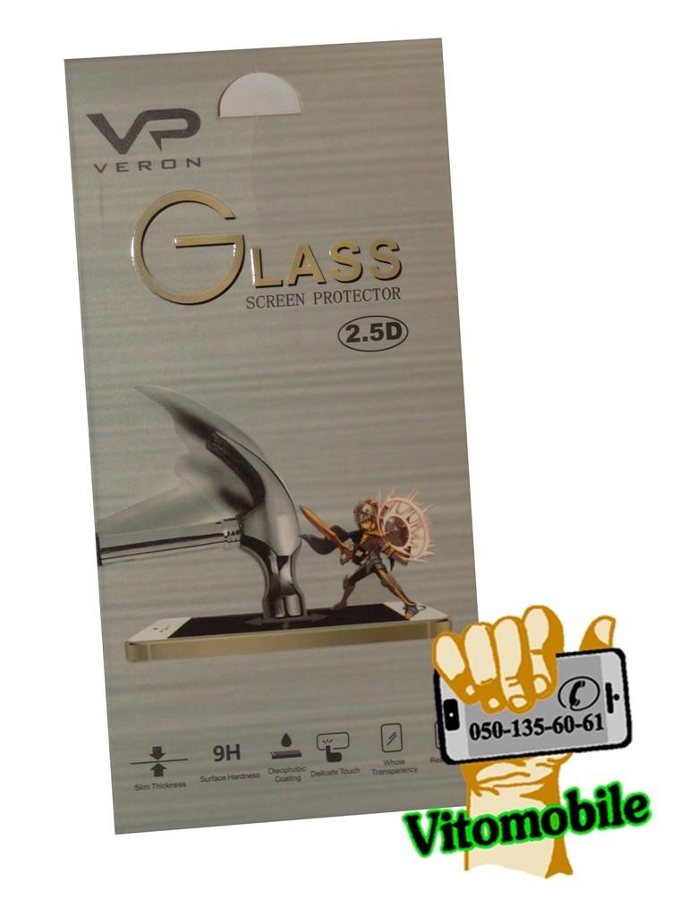 Защитное стекло оригинальное Lenovo S650 2,5D / закругленные края / ол