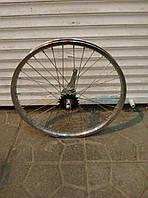"""Велосипедное колесо 20"""" заднее (червячная втулка)"""