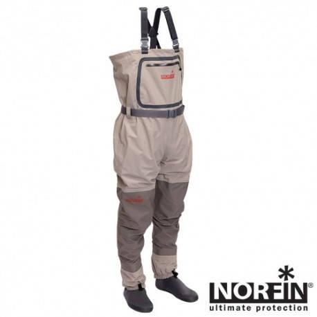 Забродный полукомбинезон Norfin WHITEWATER, фото 2