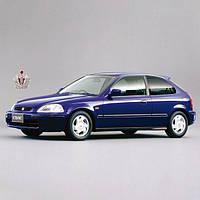 Автостекло, лобовое стекло на HONDA (Хонда) CIVIC (JAP) HatchBack / Coupe (1996 - 1999)