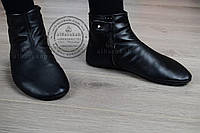 ХУФФЫ (кожаные носки) БЕЗ МЕХА