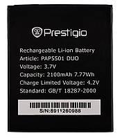 Аккумулятор к телефону Prestigio PAP5501 2000mAh
