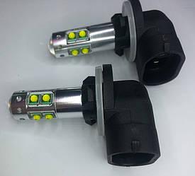 H27/2 (H881) 50W CREE (700Lm) (цена указана за одну лампу)