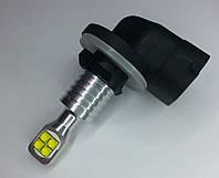 Светодиодная автолампа H27/2(881) 40W White (580Lm) CREE XBD X*8PCS  OEM Beam angle design