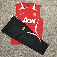 Футбольный тренировочный комплект Манчестер Юнайтед