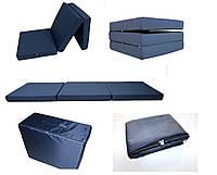 Матрас раскладной с чехлом, кровать раскладушка, фото 1