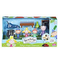 Игровой набор Маленькое королевство Бена и Холли  Ben and Holly Magic Class Playset