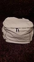 Сумка-рюкзак женская белая 031