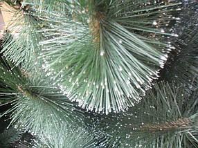 Ёлка искусственная ( сосна с инеем ) темно-зеленая 1 метр, фото 2