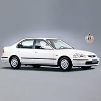 Автостекло, лобовое стекло на HONDA (Хонда) CIVIC (JAP)  Sedan (1996 - 1999)