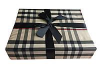 Комплект постельного белья из Египетского хлопка в клетку Burberry