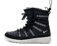 "Сапоги Nike Roshe Run Snow Boots ""Black"", EUR 36"