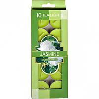 Свечи ароматические, чайные таблетки, 10 штук