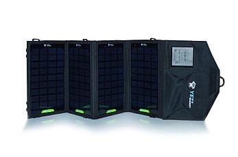 Портативная солнечная батарея Bratfishing 14 W / USB 5.5V×1900mA, фото 2
