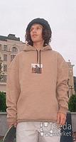 Толстовка Government Clothing бежевая