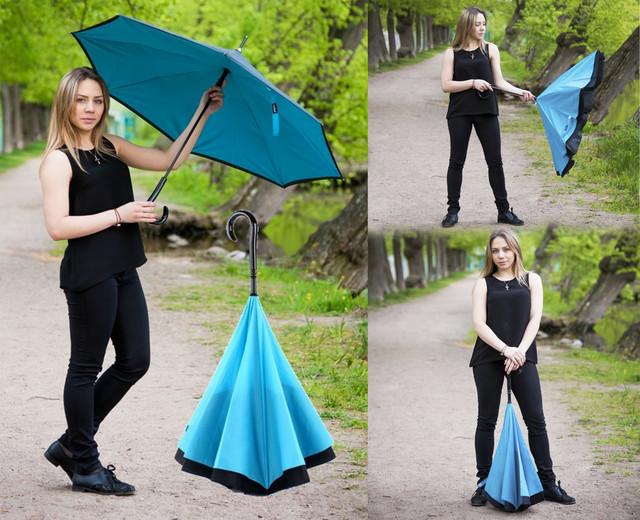 Антизонт, зонт наоборот