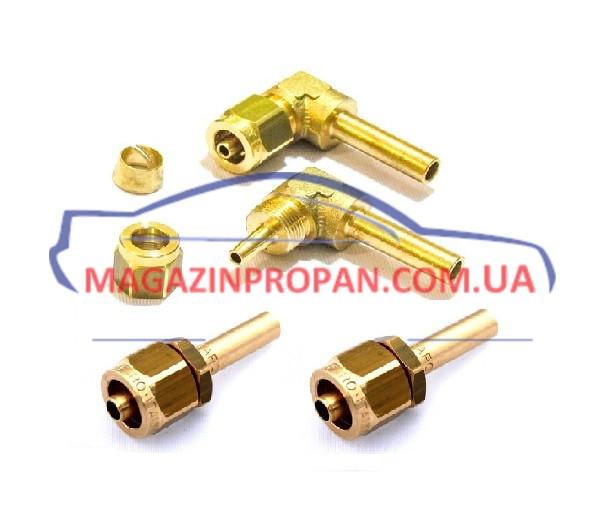 Комплект фитингов для термопластиковой трубки