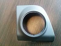 Облицовка левого дефлектора воздуховода на торпеде Chevrolet Aveo ЗАЗ Вида (оригинал, GM)