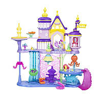 My Little Pony Волшебный Замок Кантерлот Земля и море Мерцание The Movie Canterlot & Seaquestria Castle Light-Up Tower C1057