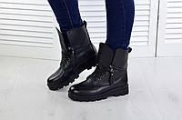 Женские зимние ботинки  3471