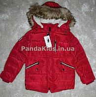 Зимняя куртка для мальчика. Венгрия. Размер от 6 до 13 лет. 3 цвета.
