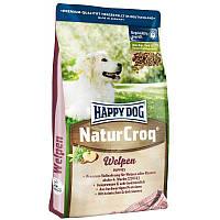 Корм для щенков всех пород NaturCroq от 4 нед до 6 месяцев 4,0кг премиум-класса (02384) Happy Dog (Хэппи Дог)